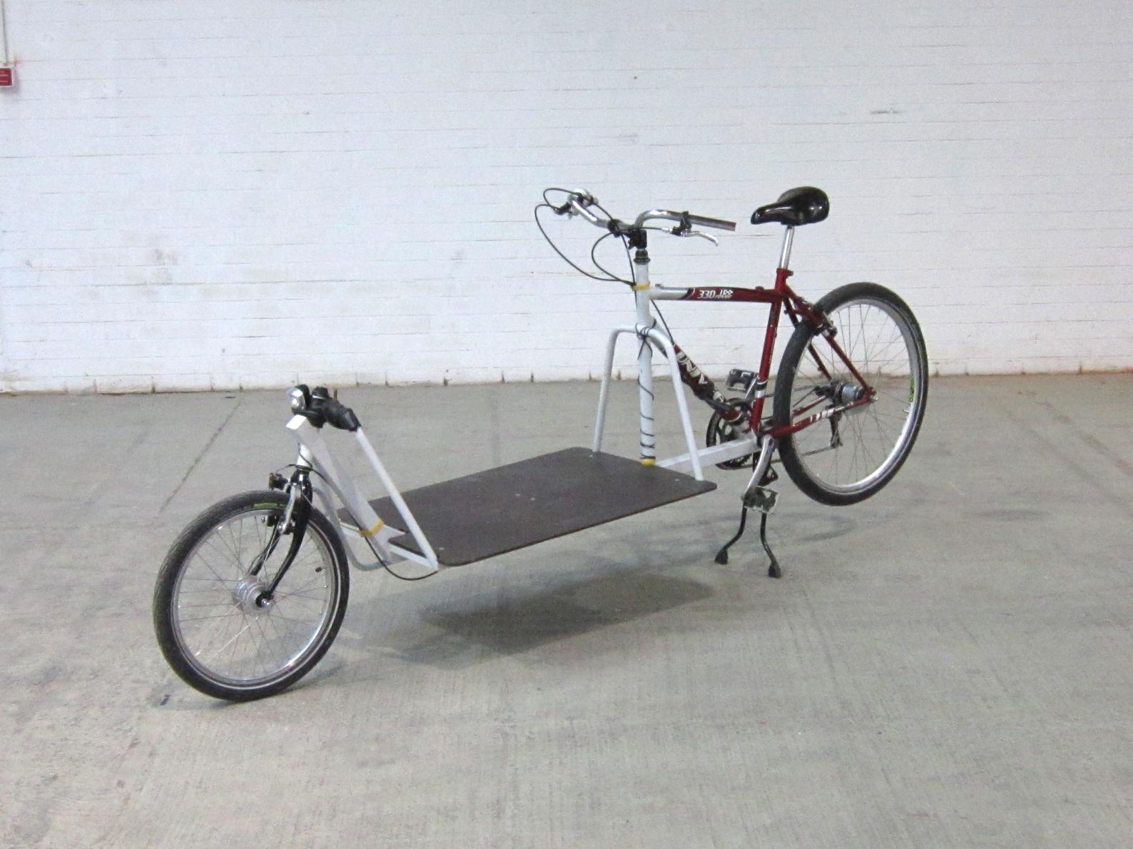 e bike selber bauen anleitung fabulous ebike mit anhnger. Black Bedroom Furniture Sets. Home Design Ideas